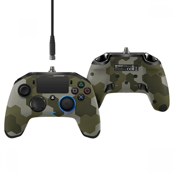 Nacon Revolution Pro Controller (Green Camo) PS4 - Image 2
