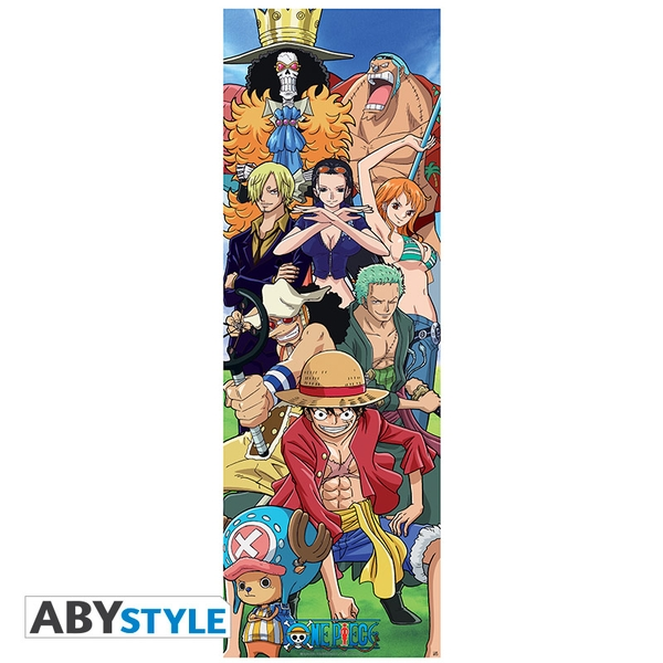 One Piece - Crew (53 x 158cm) Door Poster