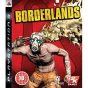 Ex-Display Borderlands Game PS3 Used - Like New