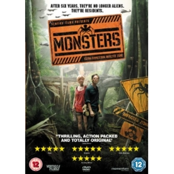 Monsters DVD