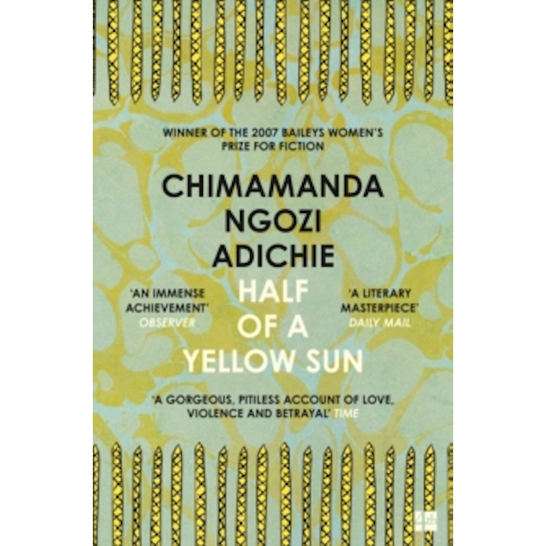 Half of a Yellow Sun Paperback