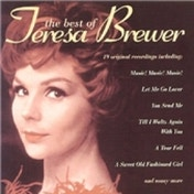 Teresa Brewer Teh Best Of Teresa Brewer CD