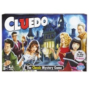 Ex-Display Hasbro Cluedo The Classic Mystery Game Used - Like New
