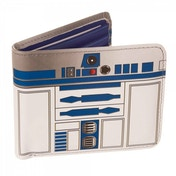 Boxed Bi-Folding Wallet Star Wars R2-D2