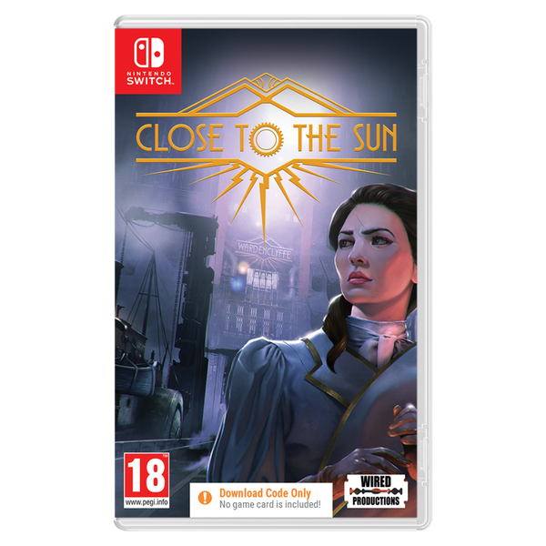 Close to the Sun Nintendo Switch Game [Download Code In A Box]