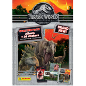 Jurassic World Fallen Kingdom Sticker Starter Pack