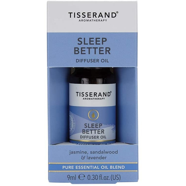 Tisserand Aromatherapy Sleep Better Diffuser Oil 9ml