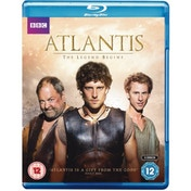 Atlantis - The Legend Begins Blu-Ray