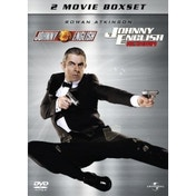 Johnny English / Johnny English Reborn DVD