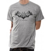 Batman - 80Th Anniversary Men's Large T-shirt - Grey