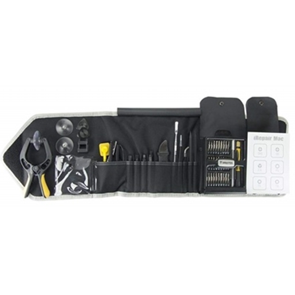 Sprotek Electronics Repair ToolKit - 30 piece Screwdriver set, in rollable bag