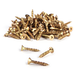 TurboDrive Yellow zinc plated Steel Wood screw T25 Dia 5mm (L) 30mm, Pack of 500 - Image 2