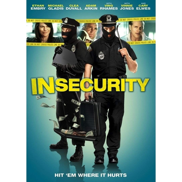 In Security DVD