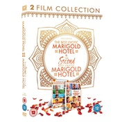2 Film Collection: The Best Exotic Marigold Hotel   The Second Best Exotic Marigold Hotel DVD