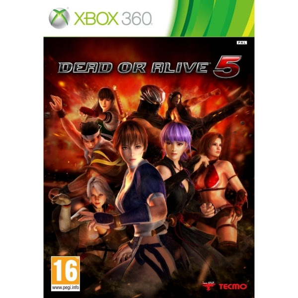 Dead Or Alive 5 Game Xbox 360 - Image 1