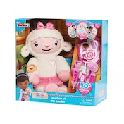 Doc McStuffins Take Care Of Me Lambie