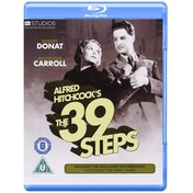 The 39 Steps Blu-ray (Special Edition)