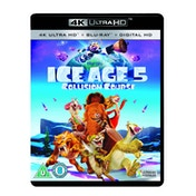 Ice Age 5: Collision Course 4KUHD   Blu-ray