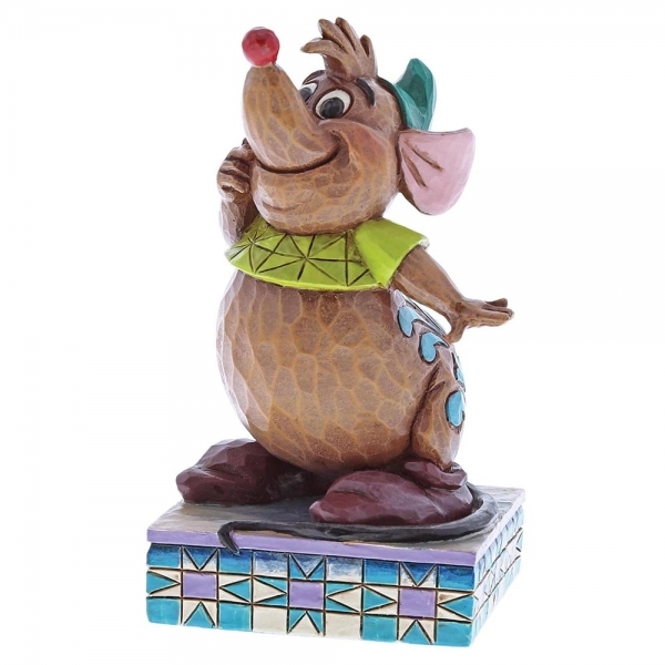 Cinderelly's Friend Gus (Cinderella) Disney Traditions Figurine