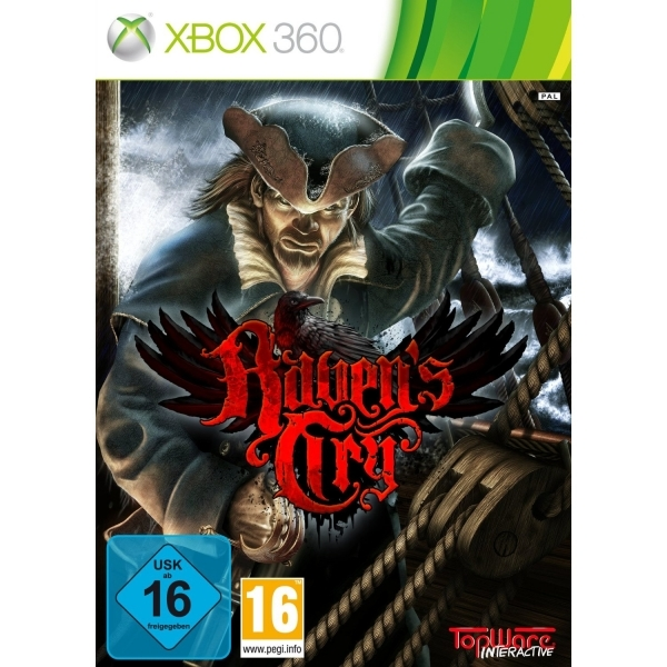 Raven's Cry Game Xbox 360