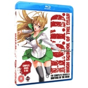 High School of the Dead Drifters Of The Dead Edition Blu-ray
