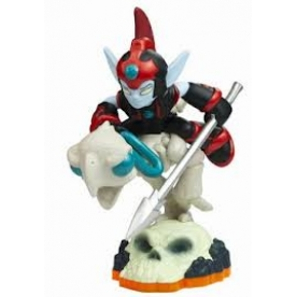 Fright Rider (Skylanders Giants) Undead Character Figure - Image 1