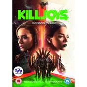 Killjoys Season 3 DVD