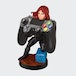 Black Widow (Marvel) Controller / Phone Holder Cable Guy - Image 2