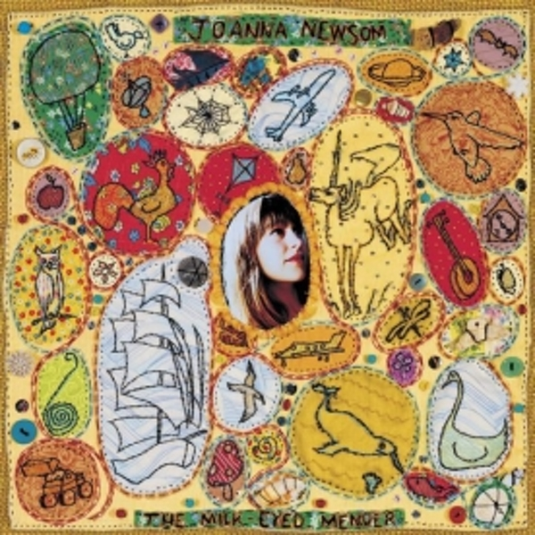 Joanna Newsom - The Milk-Eyed Mender CD