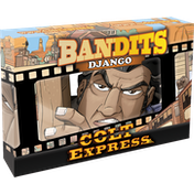 Colt Express Bandits Expansion - Django Board Game