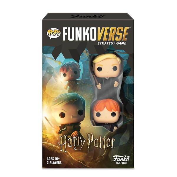 Harry Potter 101 Funkoverse Expandalone Set
