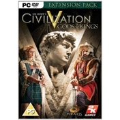 Sid Meier's Civilization V 5 Gods and Kings Game PC