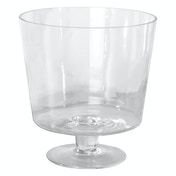 Footed Glass Trifle Bowl | M&W