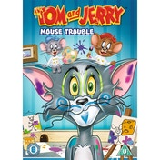 Tom And Jerry Mouse Trouble [DVD]