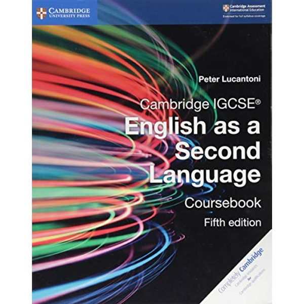 Cambridge IGCSE (R) English as a Second Language Coursebook  Paperback / softback 2018