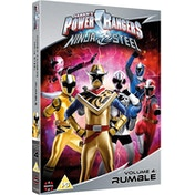 Power Rangers Ninja Steel: Rumble Volume 4 (Episodes 13-16) DVD