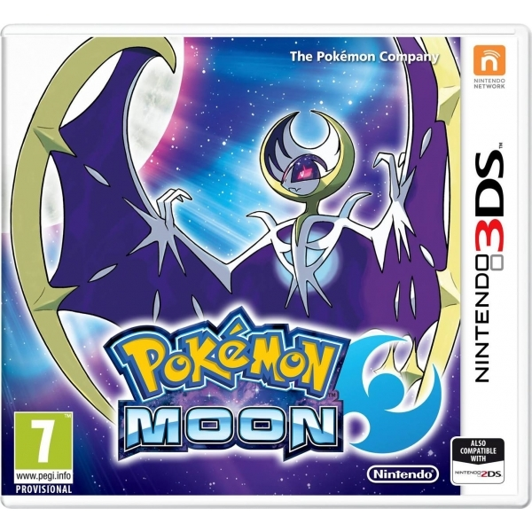Pokemon Moon 3DS Game (Australian Stock) - Image 1