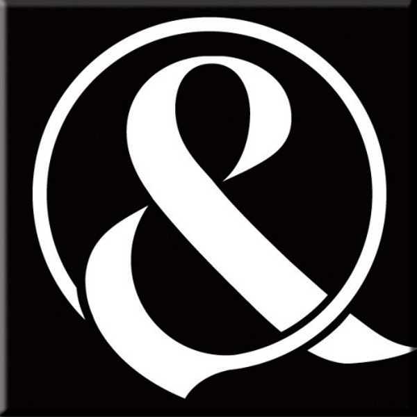 Of Mice & Men - Ampersand Fridge Magnet