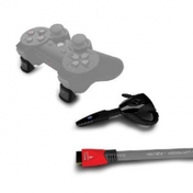 Gioteck Online Essentials Pack EX-01 Headset HDMI Cable Triggers PS3