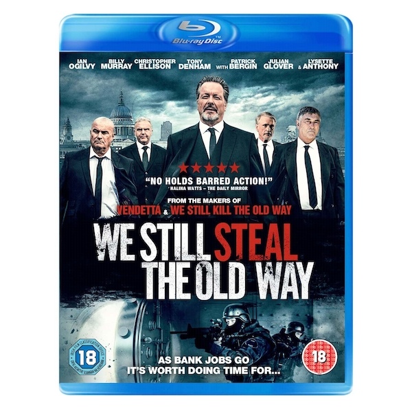 We Still Steal The Old Way Blu-ray