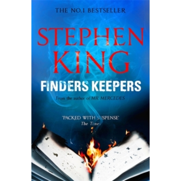 Finders Keepers by Stephen King (Paperback, 2016)