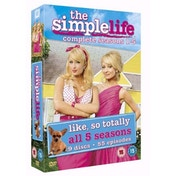 The Simple Life Seasons 1-5 DVD