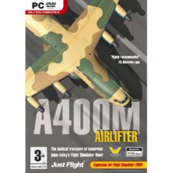 A400M Airlifter Expansion Pack Game PC