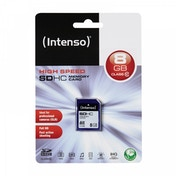 Intenso 8GB Class 10 SD Card