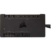 Corsair Commander PRO Digital Fan & RGB Lighting Controller, Supports up to 6 Fans, 4 Temp. Sensors, 8 RGB Strips