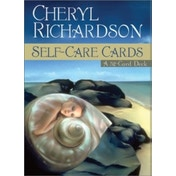Self-care Cards by Cheryl Richardson (Cards, 2001)