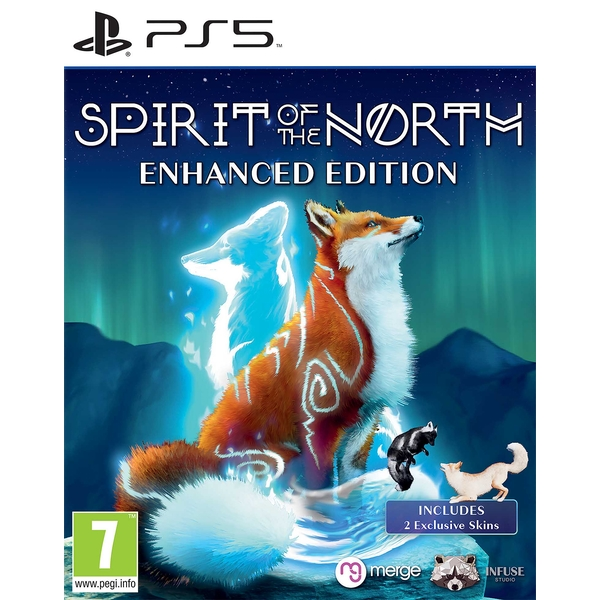 Spirit of the North Enhanced Edition PS5 Game