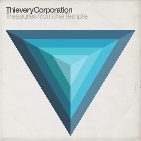 Thievery Corporation - Treasures From The Temple Vinyl