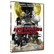 Afro Samurai Resurrection DVD