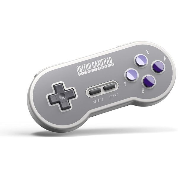 8Bitdo SN30 Classic Edition 2.4G Wireless Controller for SNES